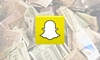 Snapchat Shares (Not Disappearing) Cash