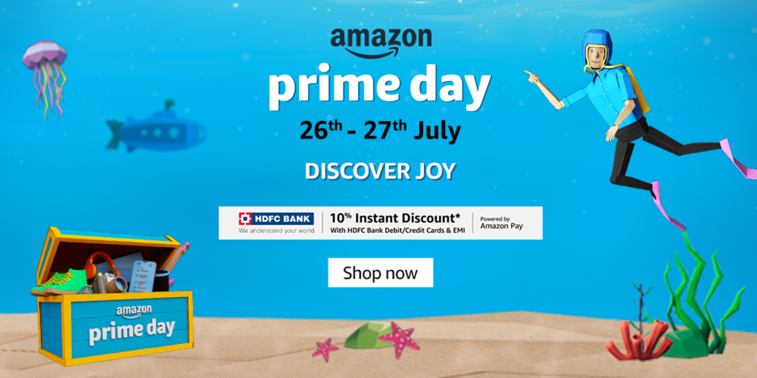 Amazon Prime Day India: The best deals and key information