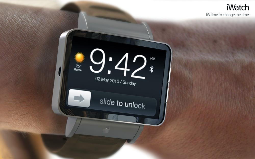 The iWatch is Going Into Production