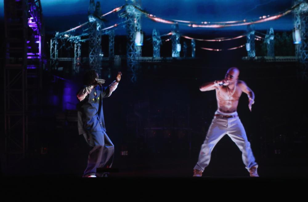 5 Amazing Celebrity Hologram Performances