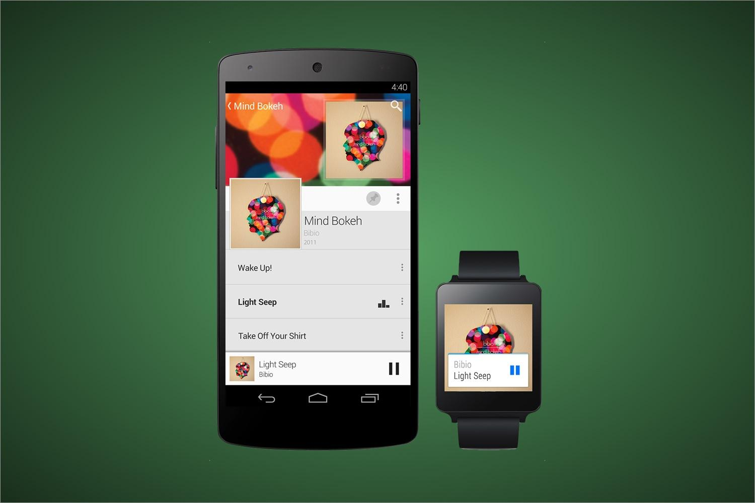 Android 5.0 and Android Wear: The Combo to Defeat iOS