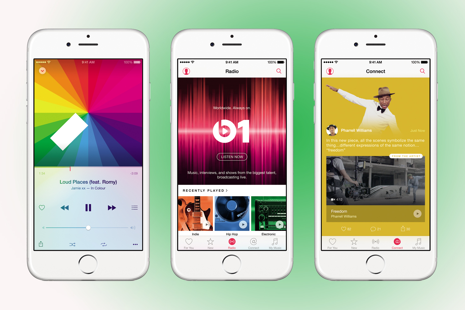 Apple Music Challenges Spotify