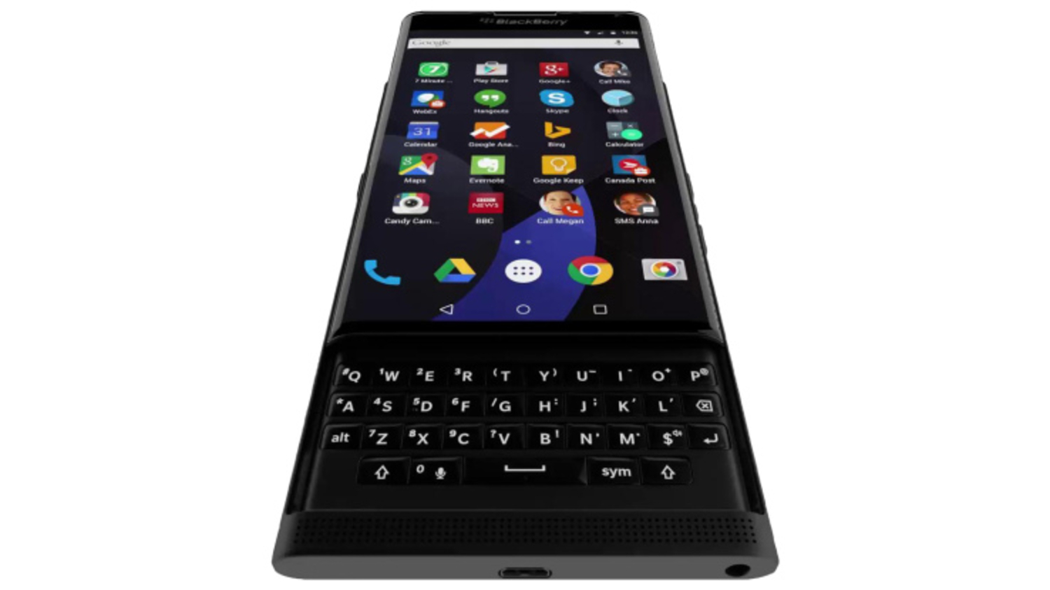 Blackberry Finally Gives In