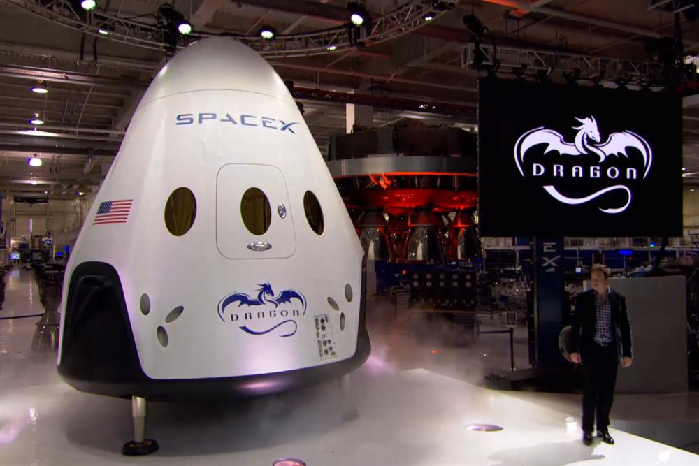 SpaceX Unveils Revolutionary New Spacecraft