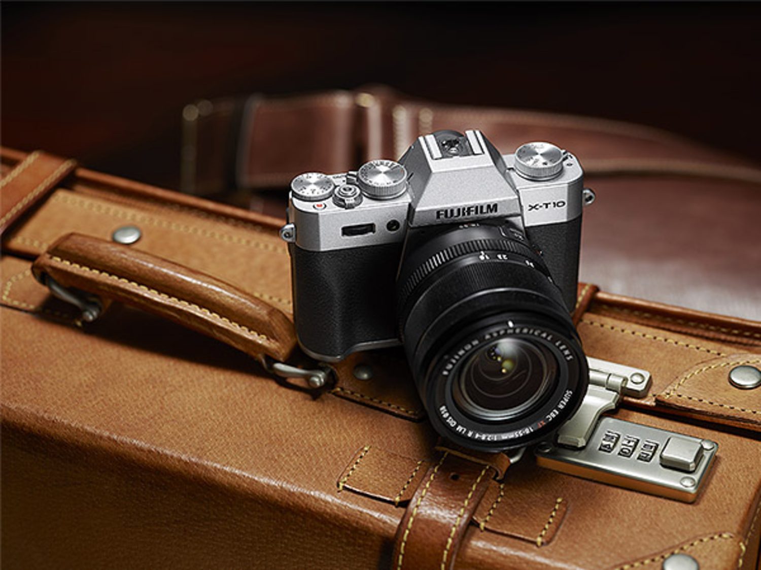 The New Mirrorless Camera: Fujifilm's X-T10