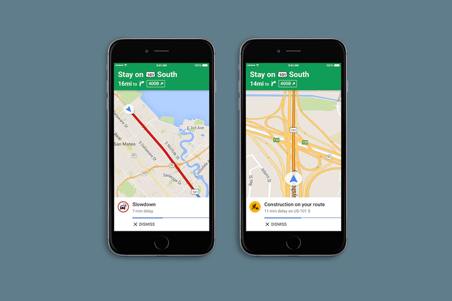 Google Maps Finally Warns You Of Traffic