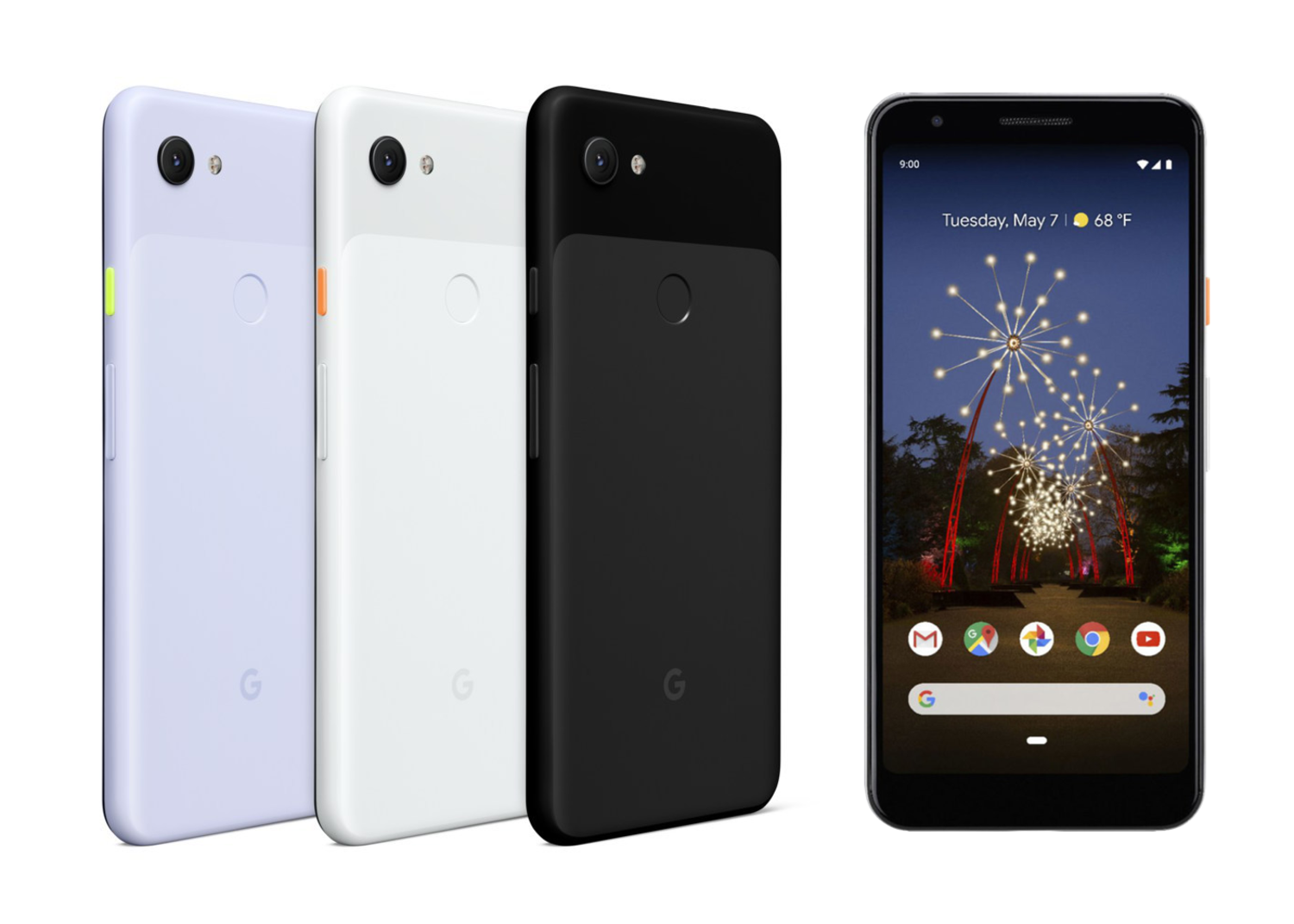 The latest developments of Google's Pixel series