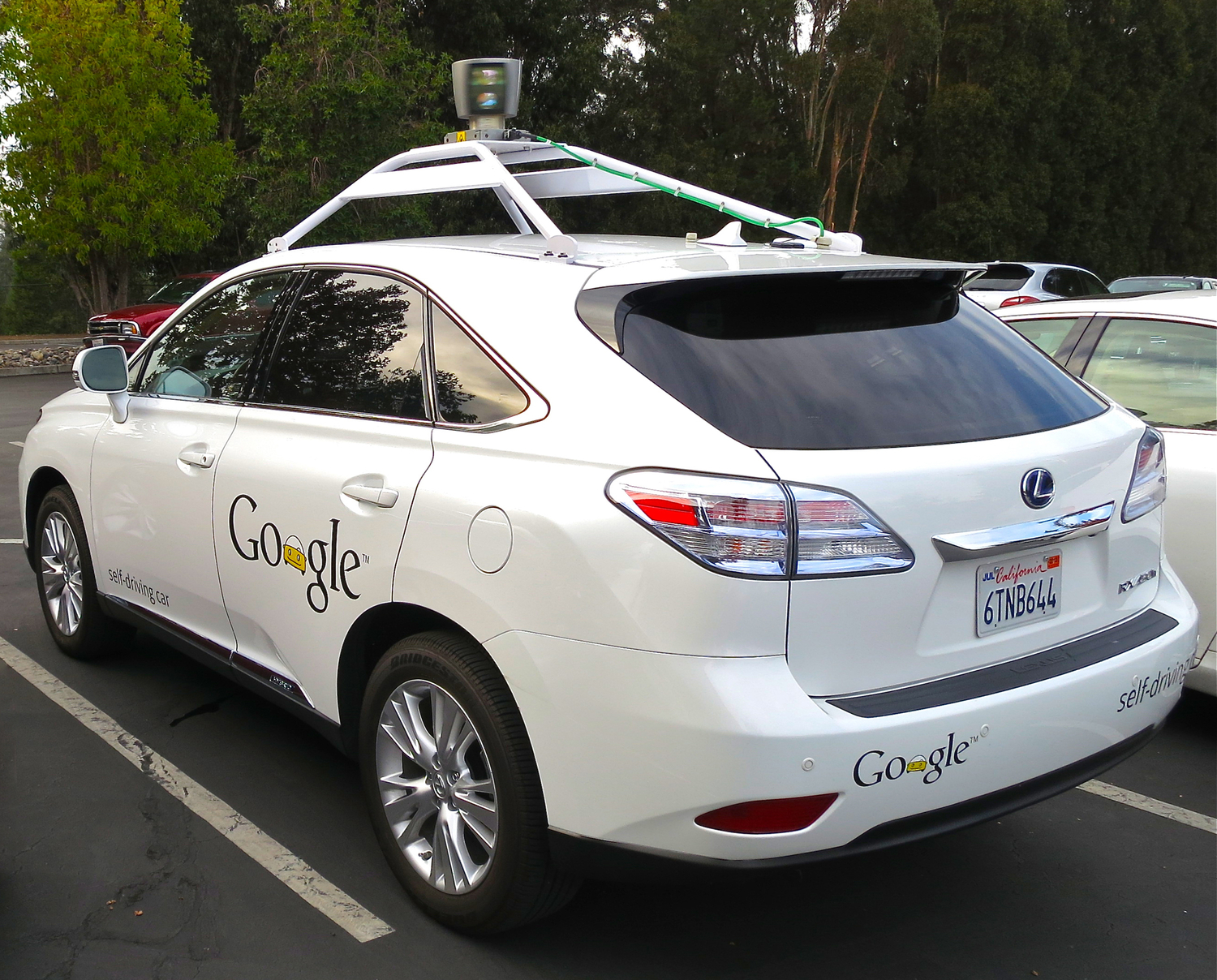 Google The Future (Of Cars)