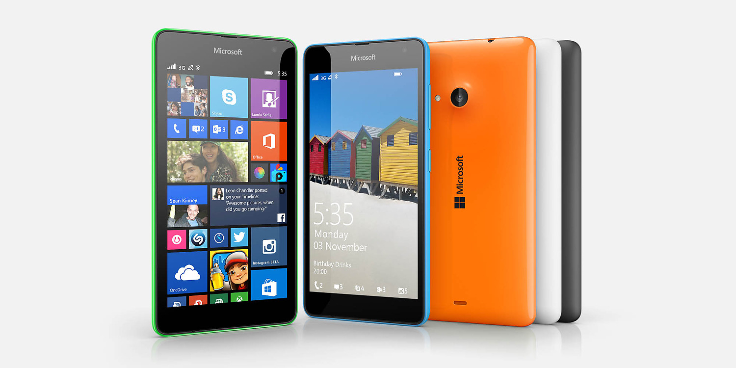 The New Lumia Flagship Was Leaked