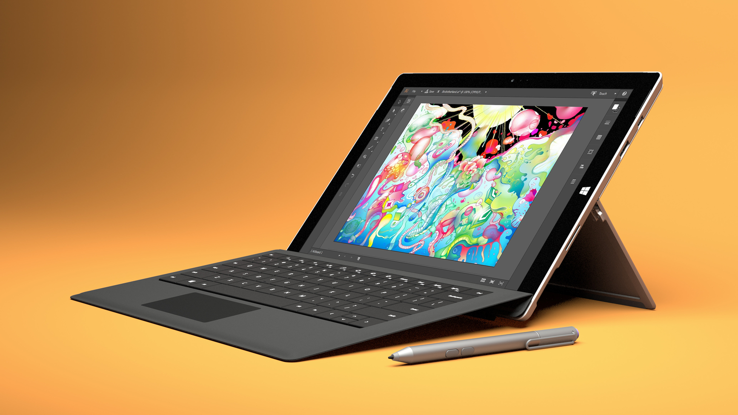 Why The Surface Pro 4 Beats The iPad Pro