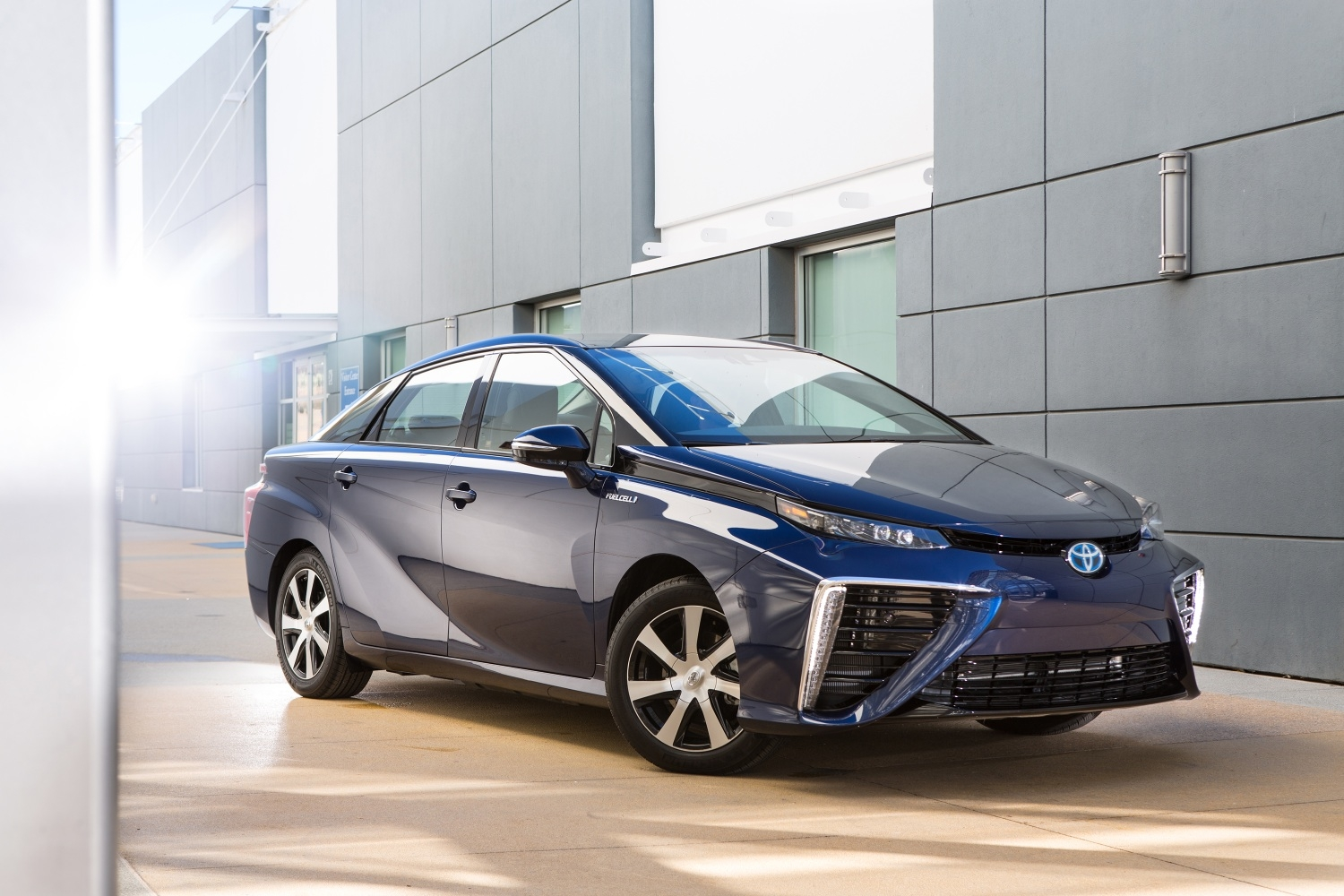 Toyota's Car Of The Future Is Confirmed