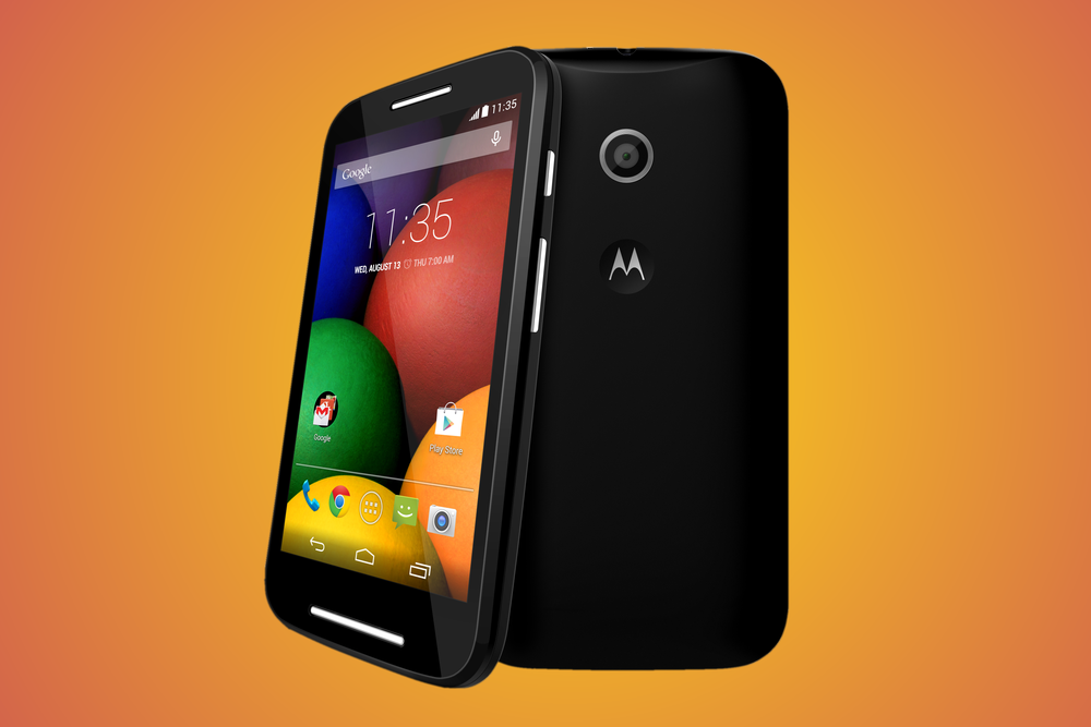 Moto E for Everyone