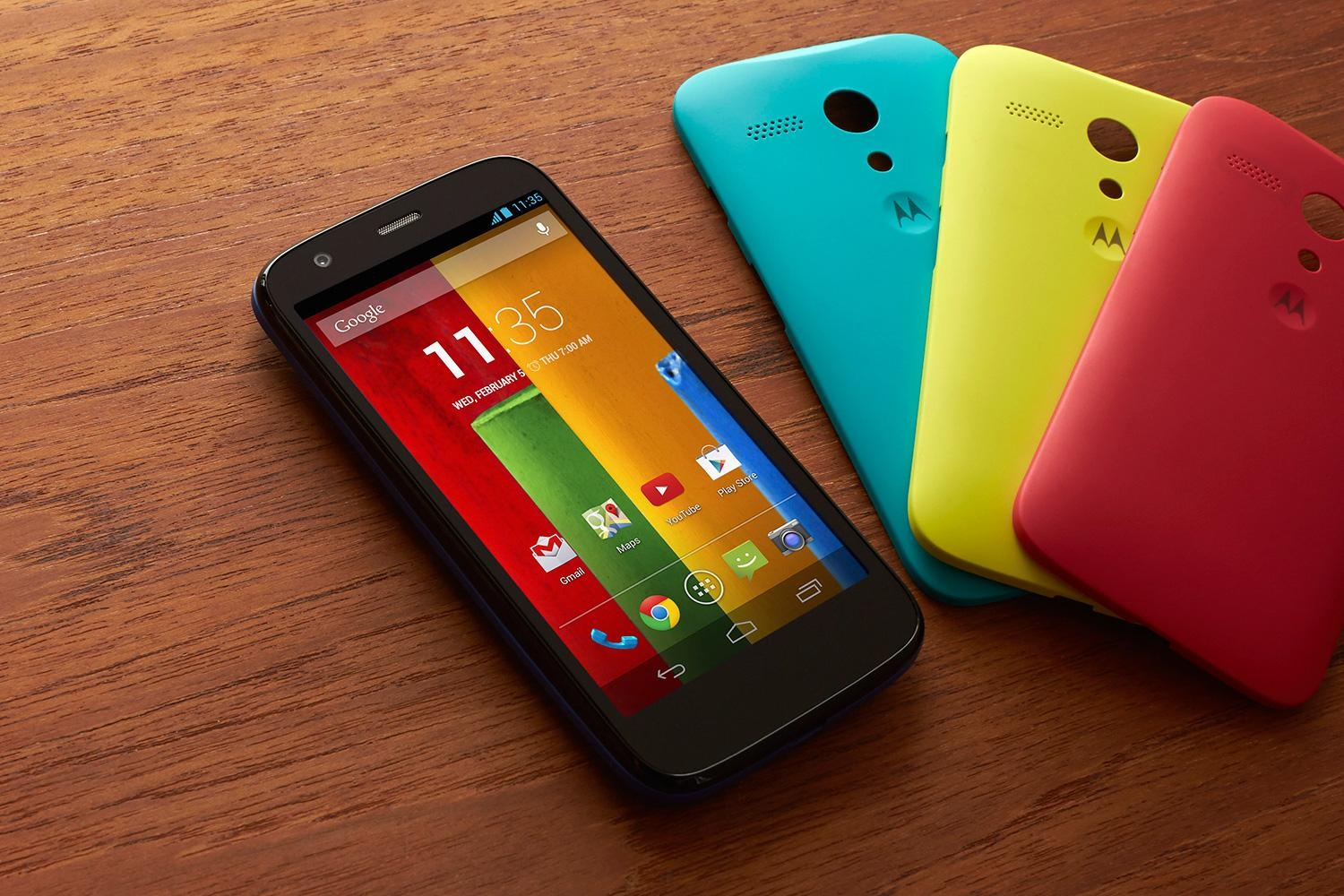 The 8 Differences Between The Moto Gs