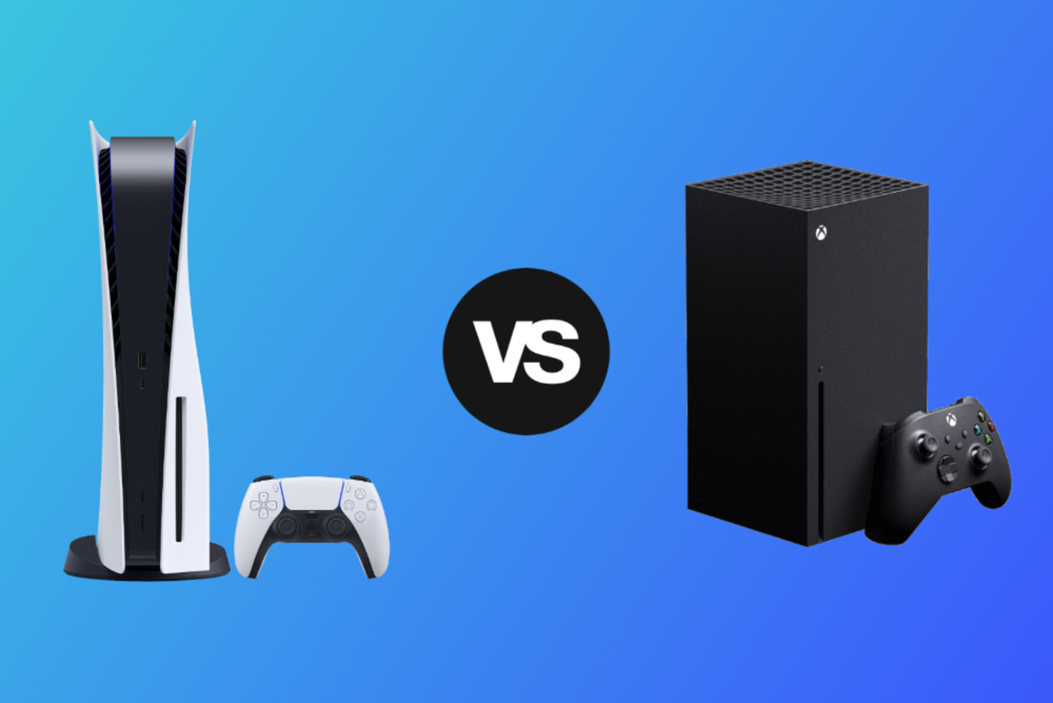 Xbox Series X vs PlayStation 5: Specs and features compared