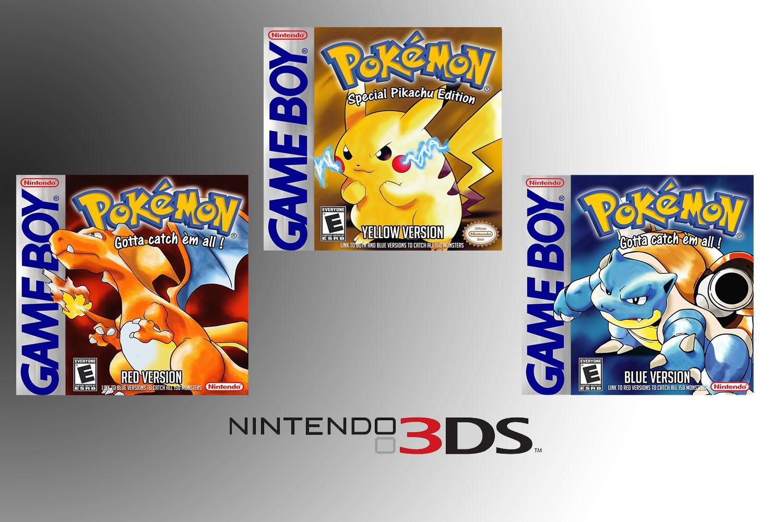 Nintendo 3DS Chooses Pikachu