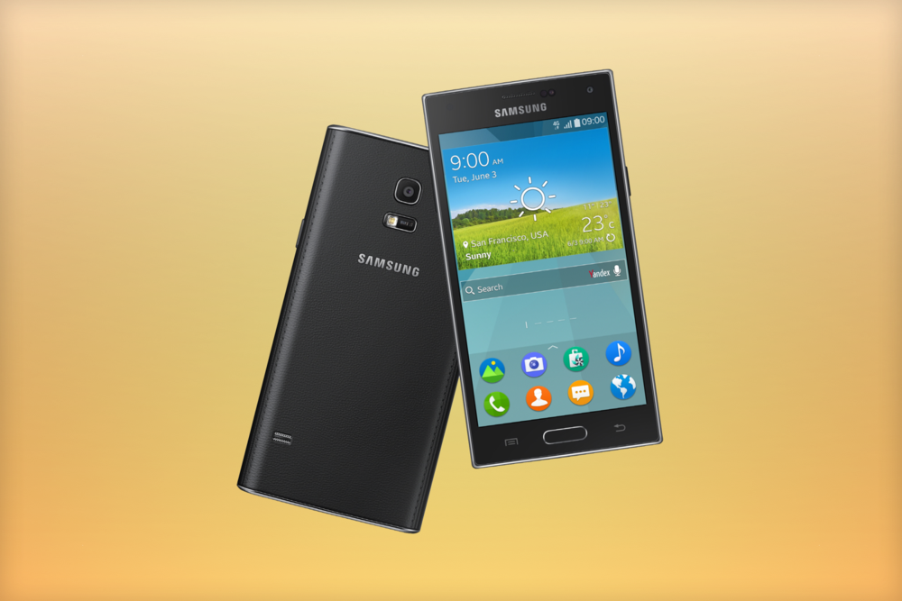 Tizen Is About To Appear On A Smartphone