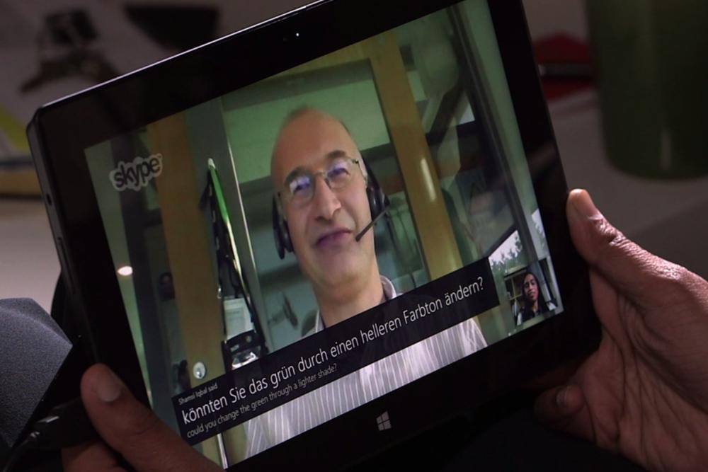 Microsoft Is Working On A Universal Translator