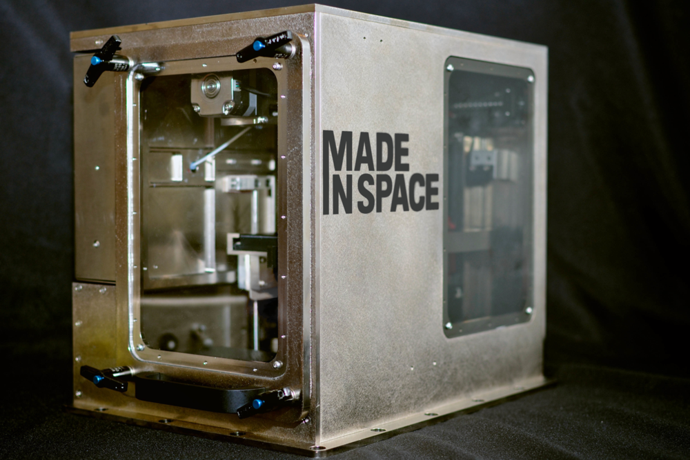 The 3D Printer Going to Space