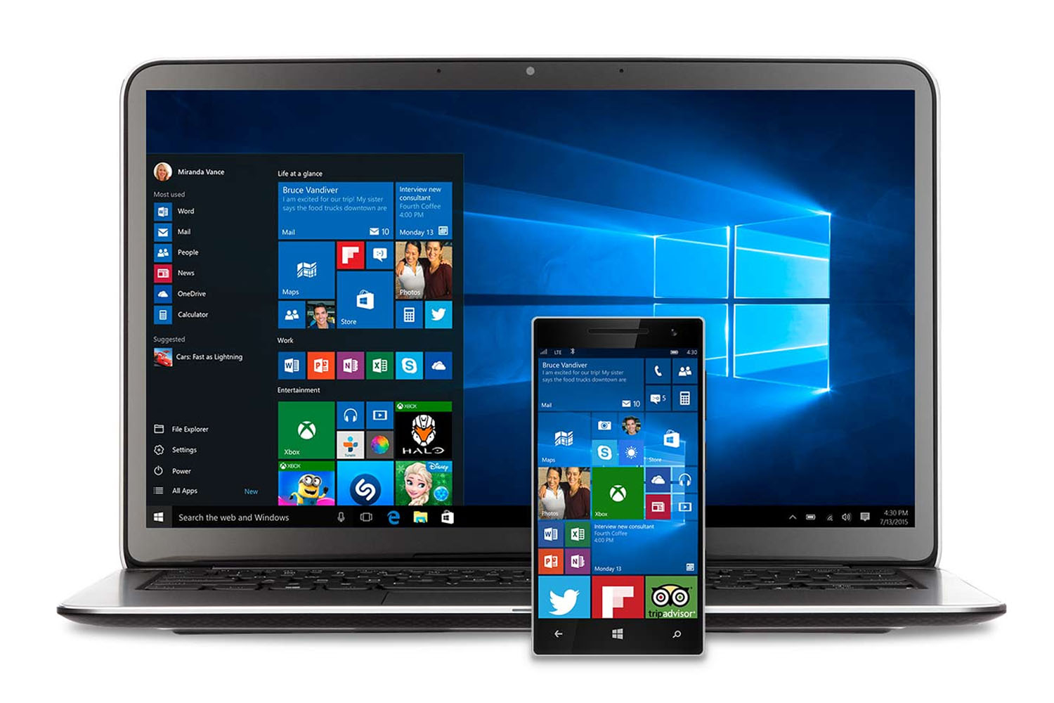 4 Amazing Things From The New Windows 10 Update