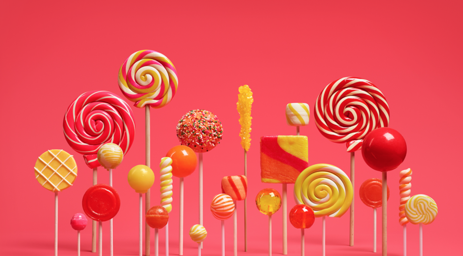 Android Lollipop Is Finally Coming To Your Handset