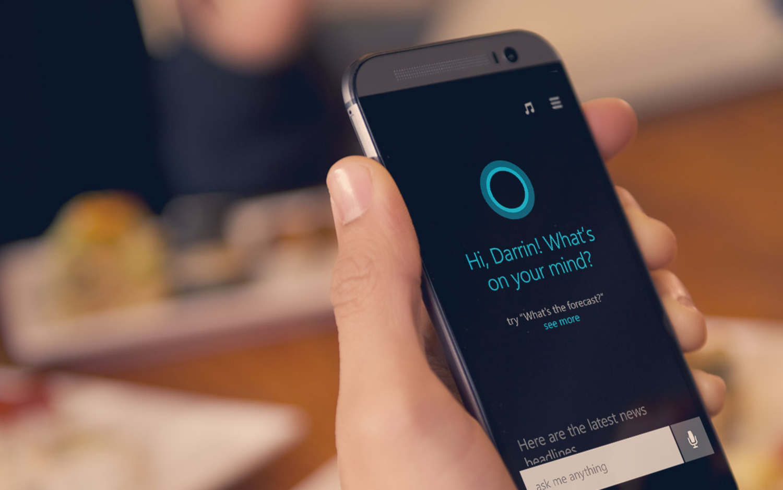 Hey Cortana. How You Doing?
