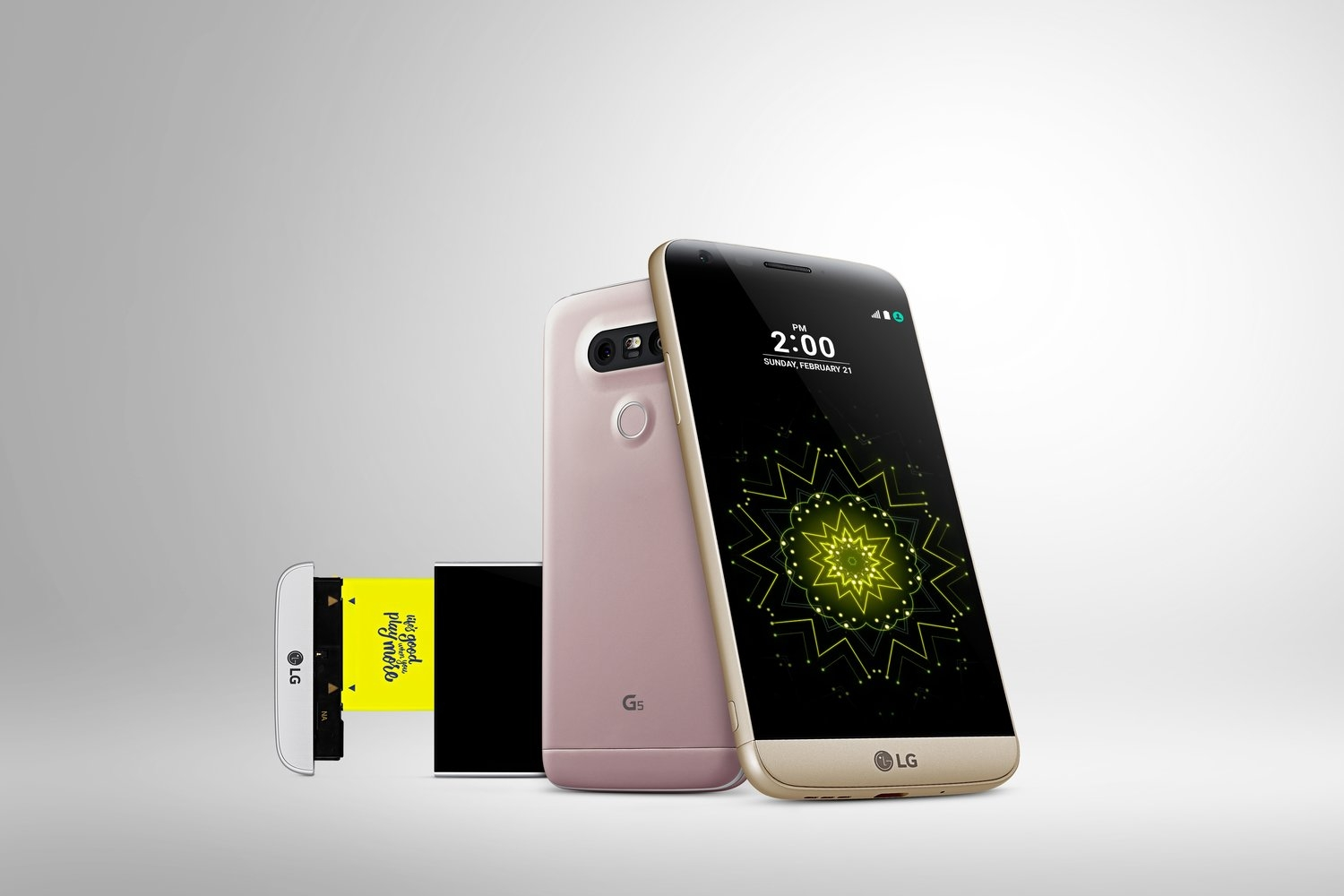 The Latest And Greatest From LG