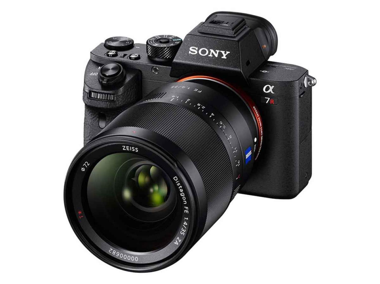 Sony's 4k Camera