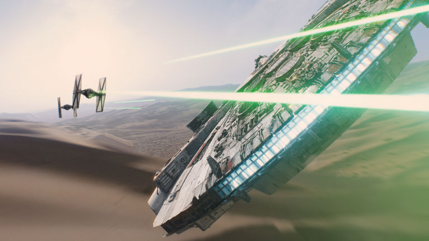 Star Wars Episode VII: Trailer
