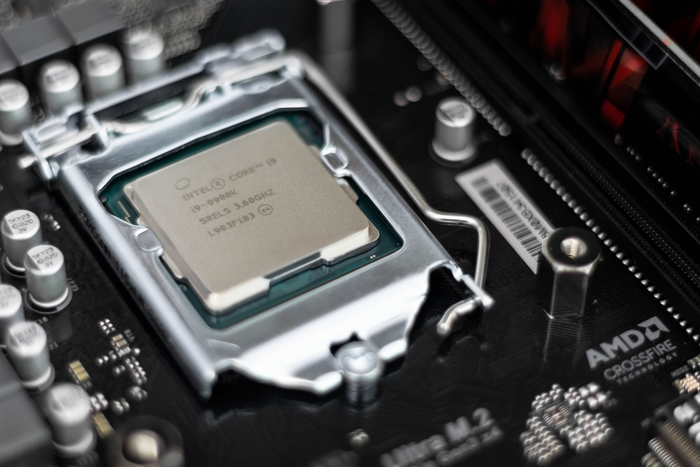 How are different Intel processors named?