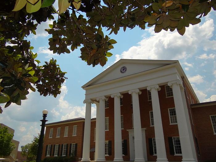 Oxford, University of Mississippi