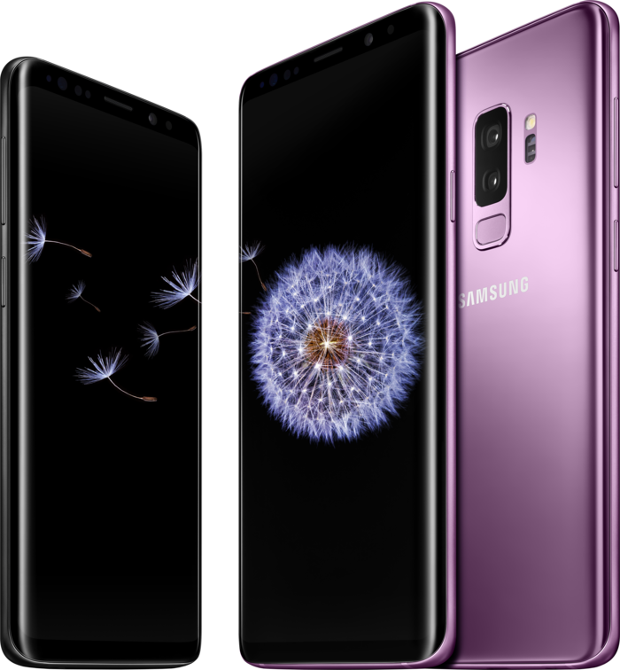 Samsung Galaxy S9 and S9 Plus-text-pic.png