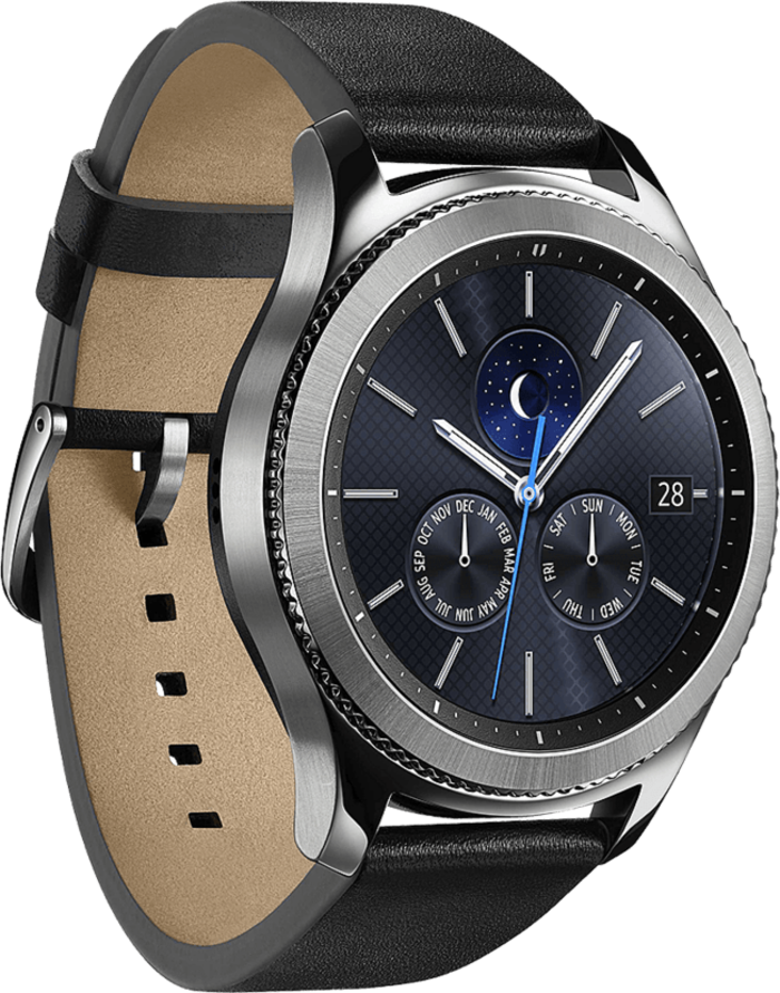 Samsung Gear S3 Classic with leather armband.png