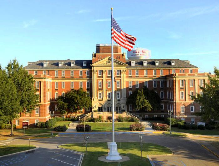 Tuscaloosa, hospital