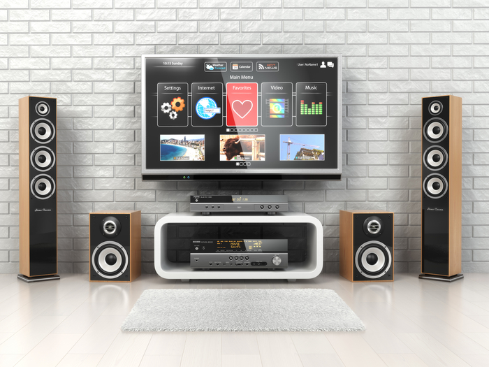 Subwoofers for home theaters