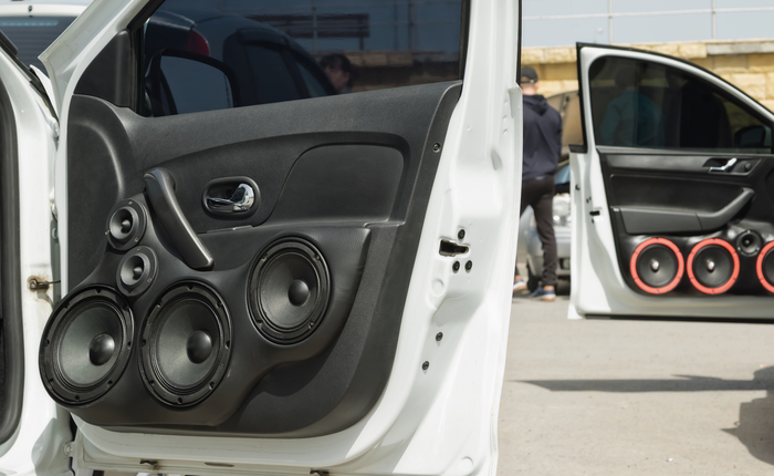 Subwoofers for cars