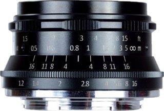 7artisans 35mm f/1.2