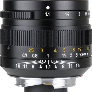 7artisans 50mm f/1.1