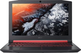 "Acer Nitro 5 15.6"" Intel Core i7-7700HQ 2.8GHz / 16GB / 1TB HDD + 128GB SSD"
