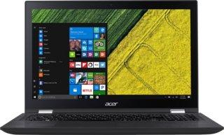 "Acer Spin 3 15.6"" Intel Core i7-7500U 2.7GHz / 8GB / 1TB HDD + 128GB SSD"