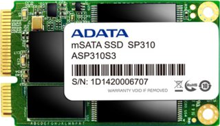 Adata SP310 mSATA SSD 128GB