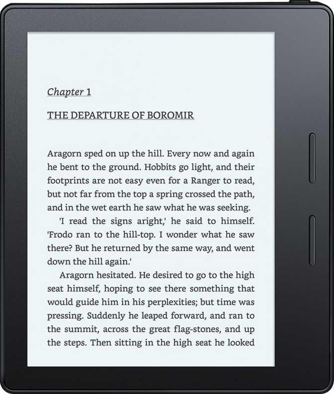 Amazon Kindle Oasis WiFi + 3G