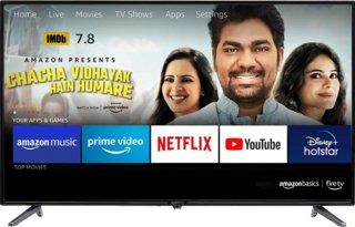 "AmazonBasics Fire TV AB32E10SS 32"""