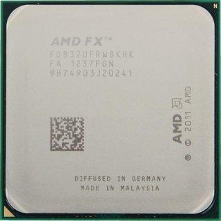 6 Six Core 95W CPU AMD FX 6300 FD6300WMW6KHK 3.5GHZ AM3