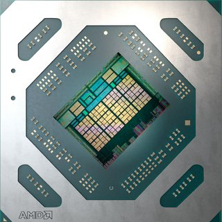 AMD Radeon RX 5500M