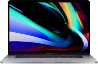 "Apple MacBook Pro 16"" Intel Core i7 2.6GHz / 16GB RAM / 512GB SSD"