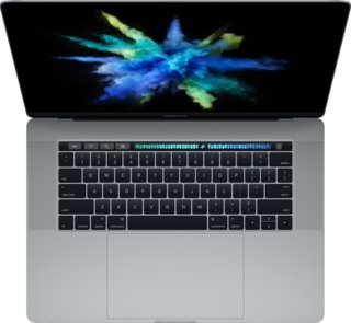 "Apple MacBook Pro (2016) 15"" with Touch Bar and Touch ID"