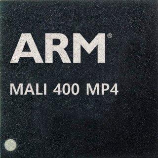 ARM Mali 400 MP4