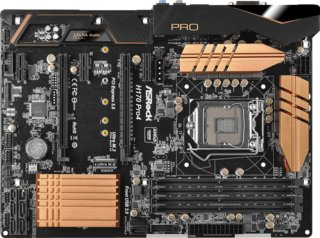 ASRock H170 Pro4