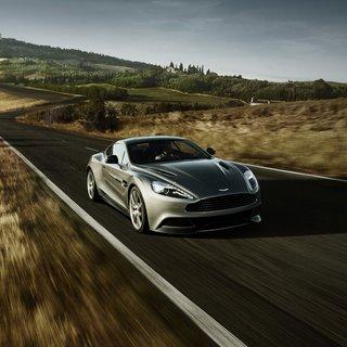 Aston Martin Vanquish Coupe (2014)