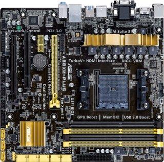 Asus A88XM Plus
